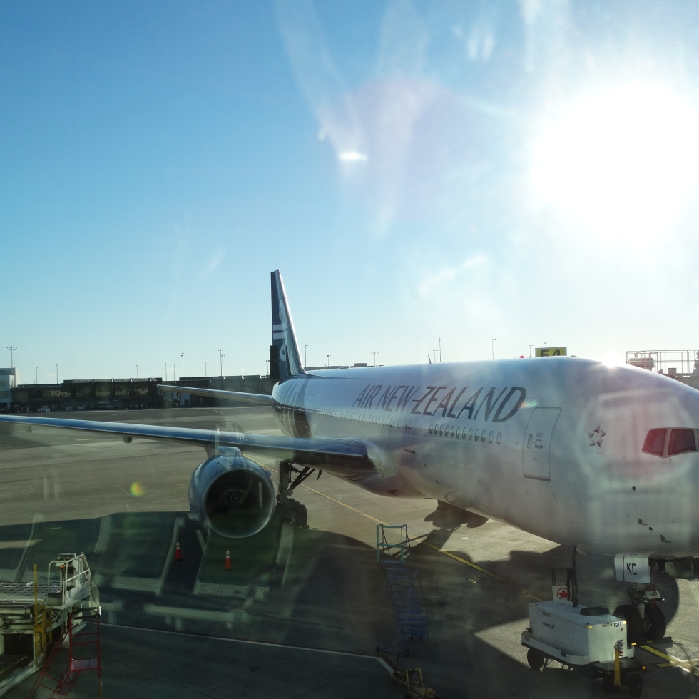 Air New Zealand NZ23