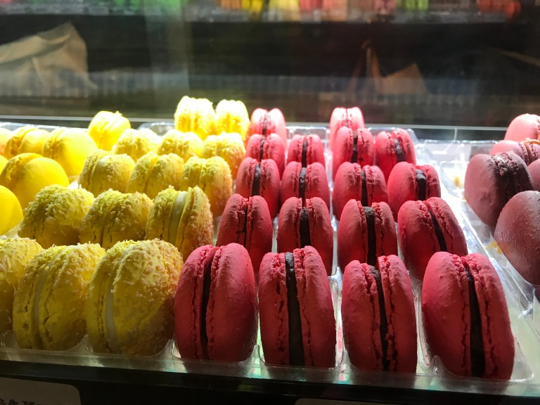 Macaroons at Miann 2