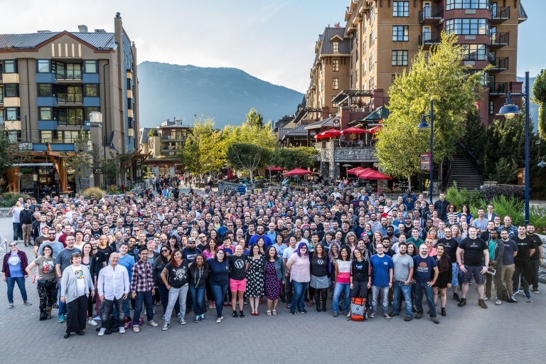 Automattic Company Photo 2016